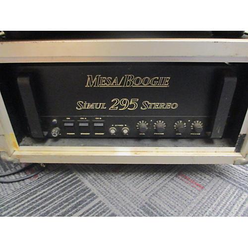 Mesa Boogie Simul 295 Stereo Guitar Power Amp