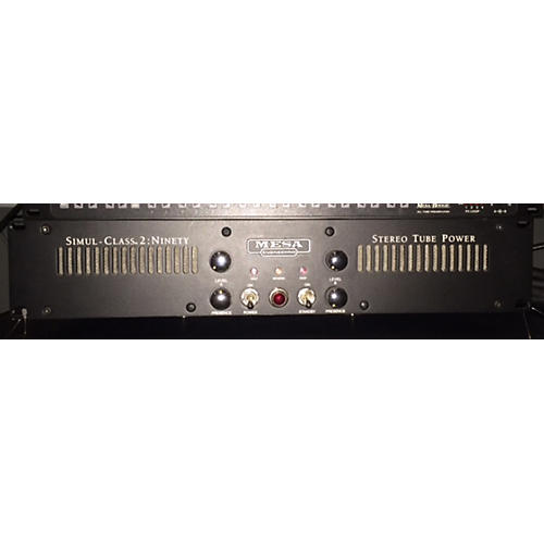 Mesa Boogie Simul Class 2:90 Stereo Guitar Power Amp