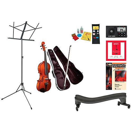 Knilling Sinfonia Beginner Student 1/2 Violin Bundle-thumbnail
