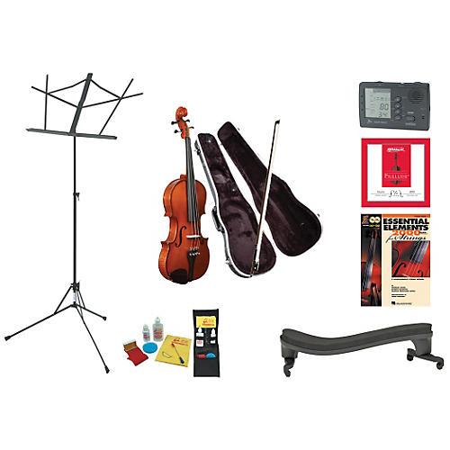 Knilling Sinfonia Beginner Student 3/4 Violin Bundle-thumbnail