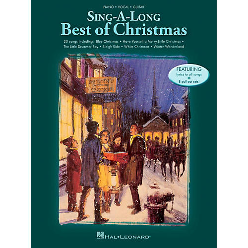 Hal Leonard Sing-A-Long: Best Of Christmas-thumbnail