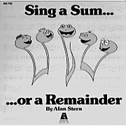 Educational Activities Sing A Sum...Or A Remainder