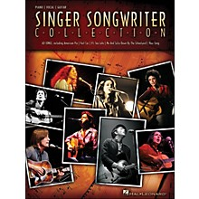 Hal Leonard Singer Songwriter Collection arranged for piano, vocal, and guitar (P/V/G)