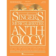 Hal Leonard Singer's Musical Theatre Anthology Duets Volume 3 Book/CDs
