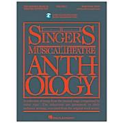 Hal Leonard Singer's Musical Theatre Anthology for Baritone / Bass Volume 1 Book/2CD's