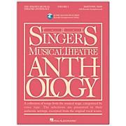 Hal Leonard Singer's Musical Theatre Anthology for Baritone / Bass Volume 3 Book/2 Online Media