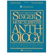Hal Leonard Singer's Musical Theatre Anthology for Mezzo-Soprano / Belter Vol 5 Book/2CD's