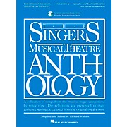 Hal Leonard Singer's Musical Theatre Anthology for Mezzo-Soprano / Belter Volume 4 Book/2CD's
