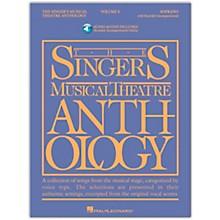 Hal Leonard Singer's Musical Theatre Anthology for Soprano Vol 5 Book/Online Audio