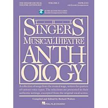 Hal Leonard Singer's Musical Theatre Anthology for Soprano Volume 3 Book/2CD's