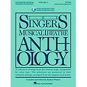 Hal Leonard Singer's Musical Theatre Anthology for Tenor Volume 2 Book/2CD's