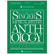Hal Leonard Singer's Musical Theatre Anthology for Tenor Volume 4 Book/2 Online Media