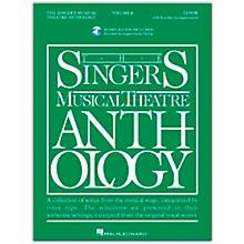 Hal Leonard Singer's Musical Theatre Anthology for Tenor Volume 4 Book/Online Audio