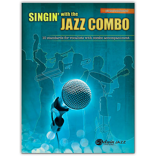Alfred Singin' with the Jazz Combo Piano/Conductor Score Book-thumbnail