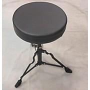 SPL Single Braced Black Junior Drum Throne