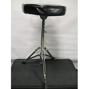 Pre-owned CB Percussion Single Braced Drum Throne by CB Percussion