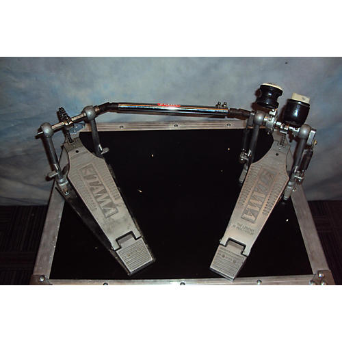 used tama single chain double bass drum pedal guitar center. Black Bedroom Furniture Sets. Home Design Ideas