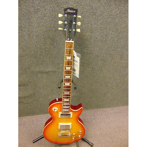In Store Used Single Cut MIJ Solid Body Electric Guitar-thumbnail