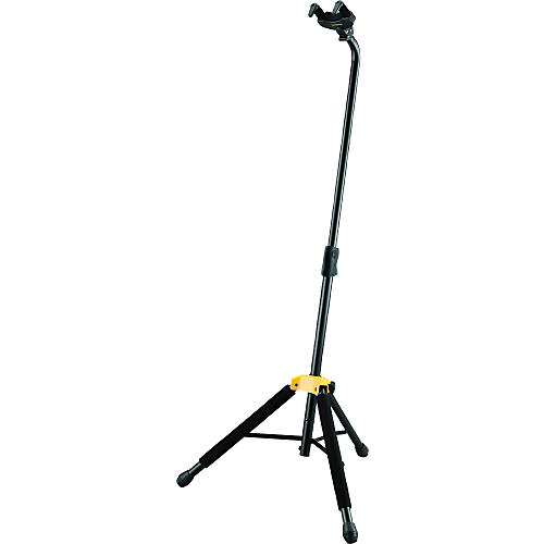 Hercules Stands Single Guitar Stand with SFF on Legs-thumbnail