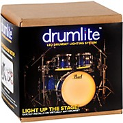 DrumLite Single LED Banded Lighting Kit for 10/12/14/16/22 Drums