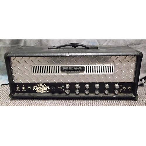 Mesa Boogie Single Rectifier 50W Black Tube Guitar Amp Head