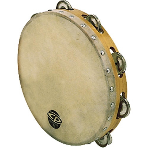 CP Single Row Tambourine  6 in.