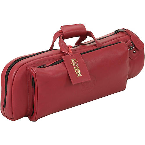 Gard Single Trumpet Gig Bag Burgundy Leather-thumbnail