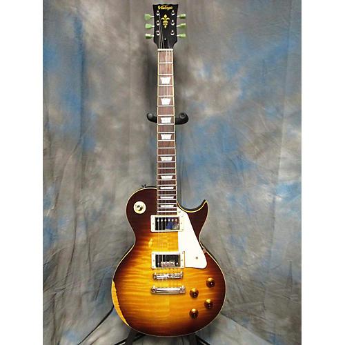 Vintage Singlecut Solid Body Electric Guitar