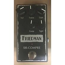 Friedman Sir Compre Effect Pedal