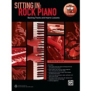 BELWIN Sitting In: Rock Piano Book & Online Audio & Software Songbook