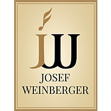 Joseph Weinberger Six English Lyrics (Low Voice and String Orchestra) Boosey & Hawkes Voice Series by Malcolm Williamson