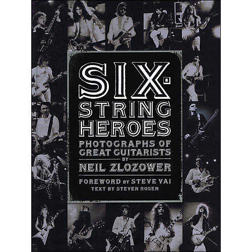 Hal Leonard Six-String Heroes Book-thumbnail
