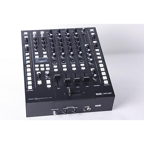 Rane Sixty-Eight DJ Mixer for Serato Scratch Live  886830340758
