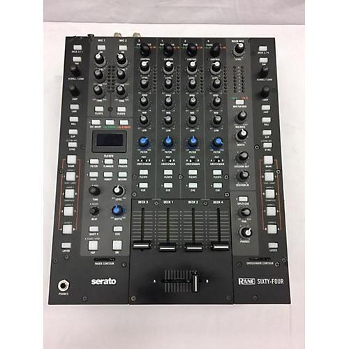 Rane Sixty-Four DJ Mixer-thumbnail