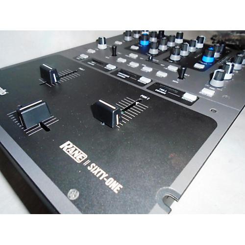 Rane Sixty One Black DJ Mixer
