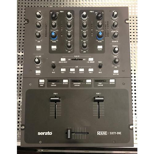 Rane Sixty-One DJ Mixer-thumbnail