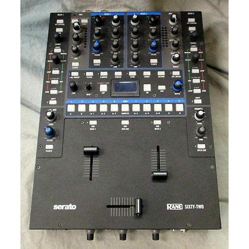 Rane Sixty-Two DJ Mixer-thumbnail