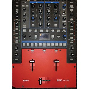 Pre-owned Rane Sixty-Two DJ Mixer by Rane