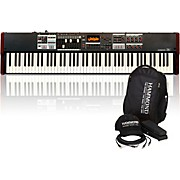 Hammond Sk1-88 Digital Keyboard with Keyboard Accessory Pack