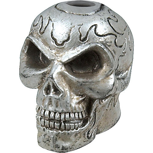 Trick Drums Skull Flame Cymbal Topper-thumbnail