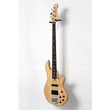 Lakland Skyline 44-02 4-String Bass Level 2 Natural, Rosewood Fretboard 190839064332