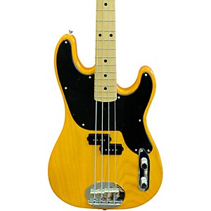 Lakland Skyline 44-51 Maple Fretboard 4 String Electric Bass Guitar by Lakland