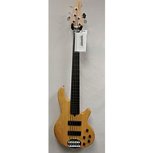 Pre-owned Lakland Skyline 55-01Fretless Electric Bass Guitar by Lakland
