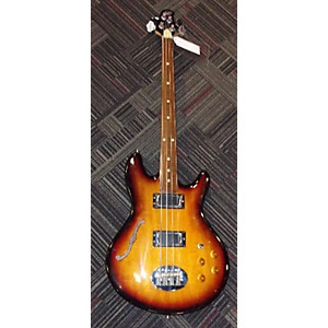 Pre-owned Lakland Skyline Hollowbody Electric Bass Guitar by Lakland