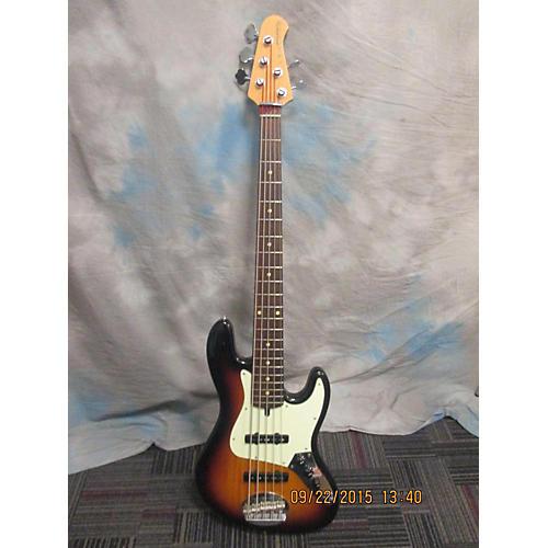 Lakland Skyline Joe Osborne Bass 3 Color Sunburst Electric Bass Guitar-thumbnail