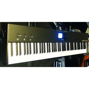 Pre-owned Studiologic Sl88 Studio MIDI Controller by Studiologic