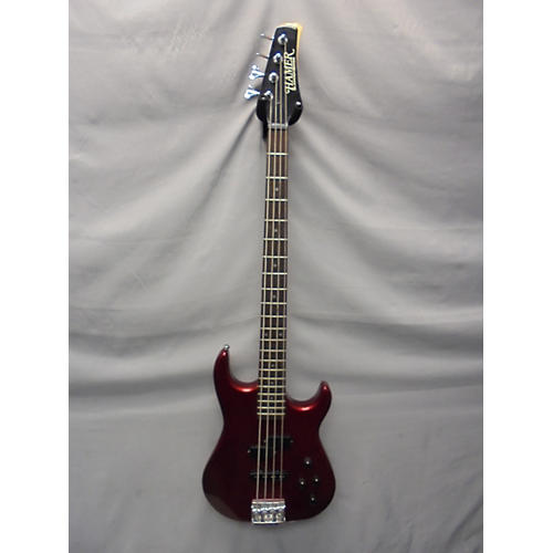 Hamer Slammer Electric Bass Guitar