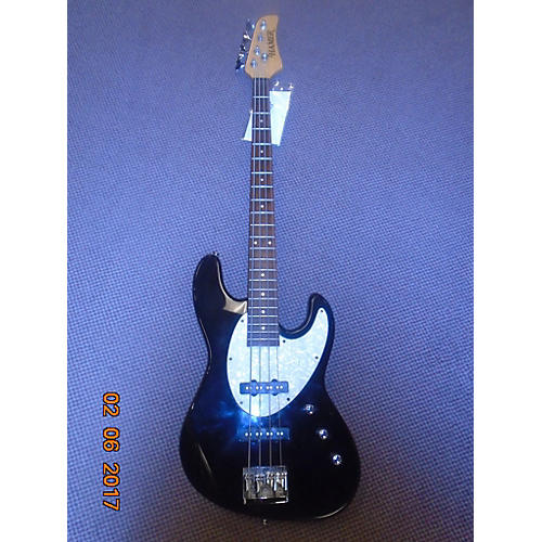 Hamer Slammer Jazz Electric Bass Guitar-thumbnail