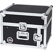 Road Runner Slant Mixer Rack Case/Vertical Rack