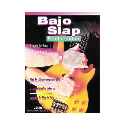 Hal Leonard Slap Bass (Book/CD)-thumbnail